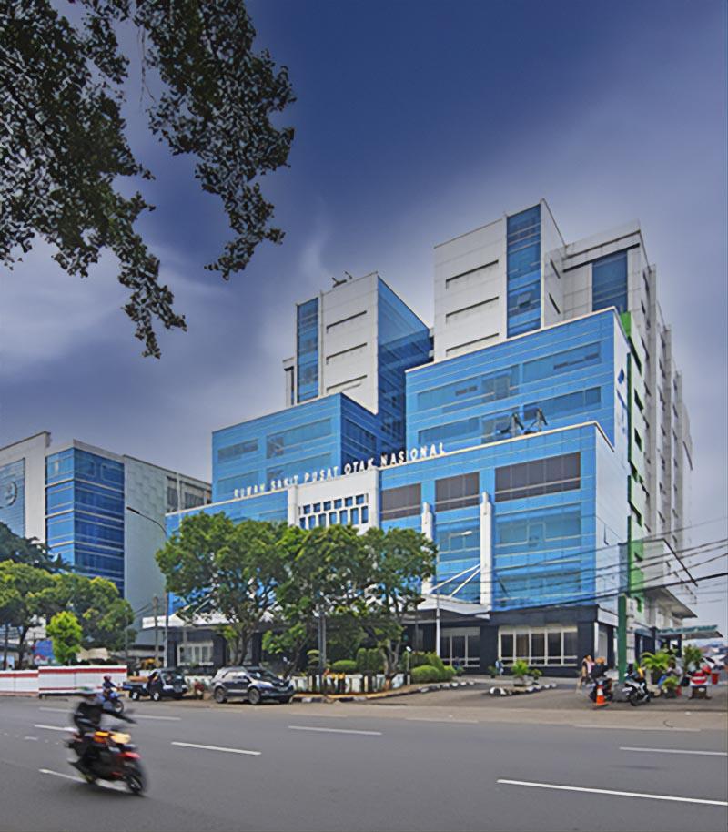 Rumah Sakit Pusat Otak Nasional (PON)